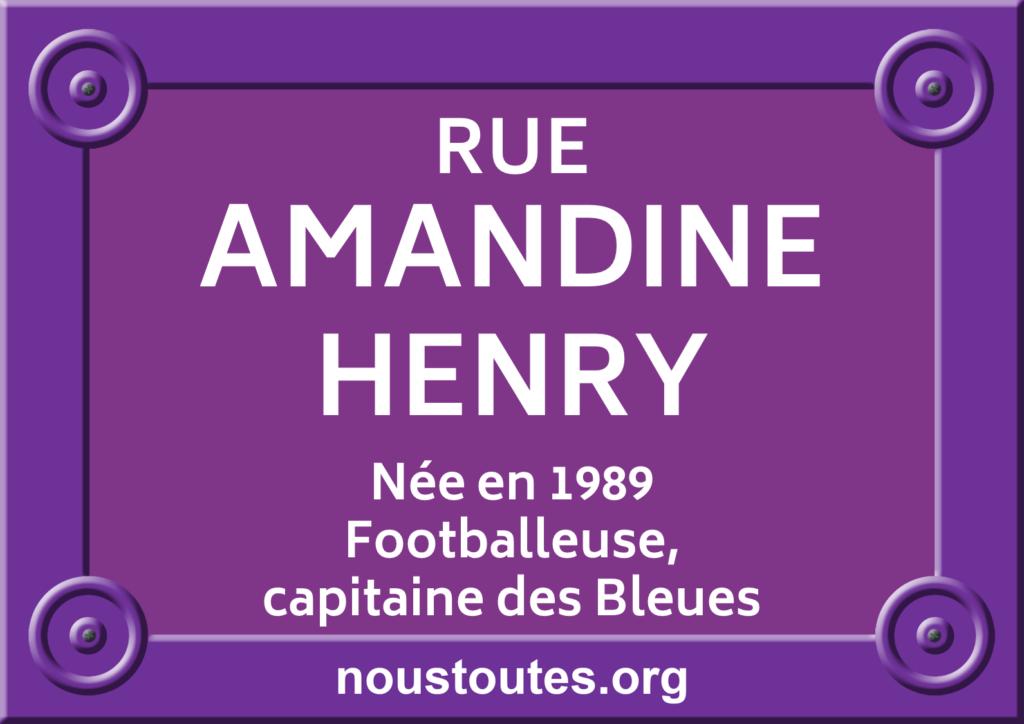 Amandine henry